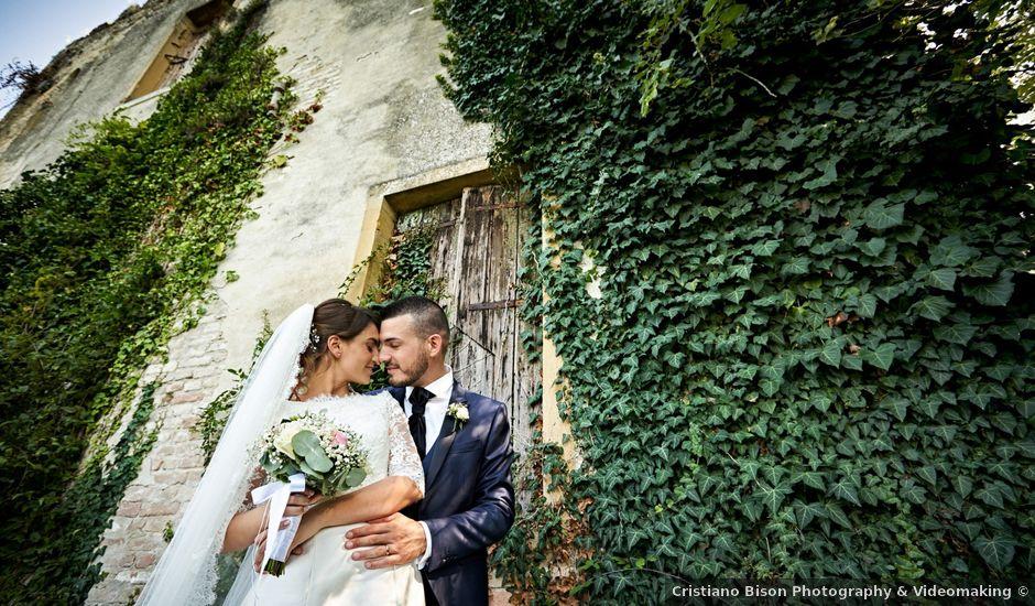 Il matrimonio di Enrico e Isabella a Vigodarzere, Padova