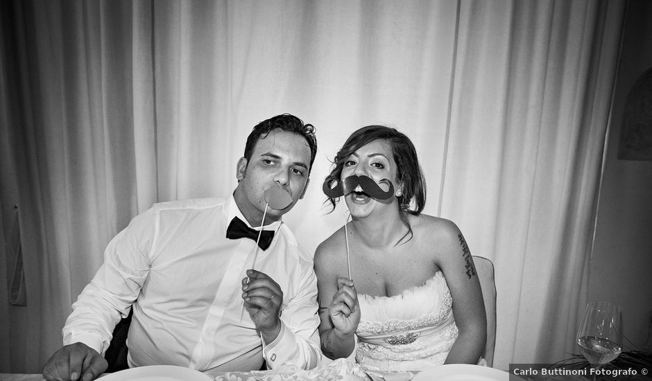 Il matrimonio di Valentina e Damiano a Carobbio degli Angeli, Bergamo