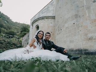 Le nozze di Annalisa e Ugo