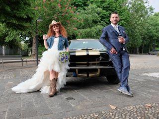 Le nozze di Susy e Giovanni