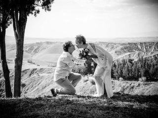 Le nozze di Christina e Fred