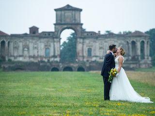 Le nozze di Grazia e Matteo