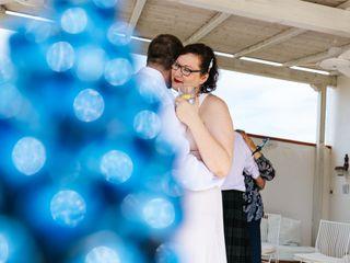 Le nozze di Stephen e Zsuzsa