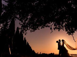 Le nozze di Marco e Klara