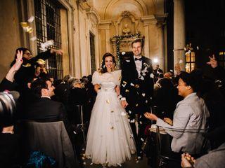 Le nozze di Rita e Jean-Denis