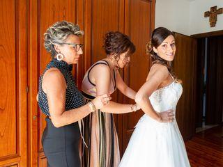 Le nozze di Giovanna e Diego 1