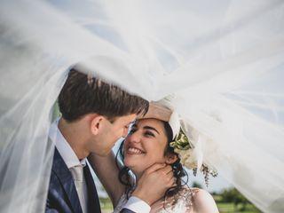 Le nozze di Teresa e Gabriele
