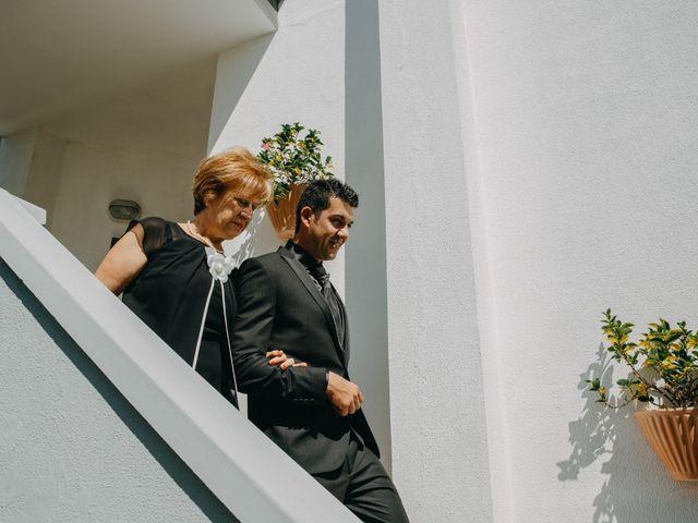 Il matrimonio di Ugo e Annalisa a Serramonacesca, Pescara 5