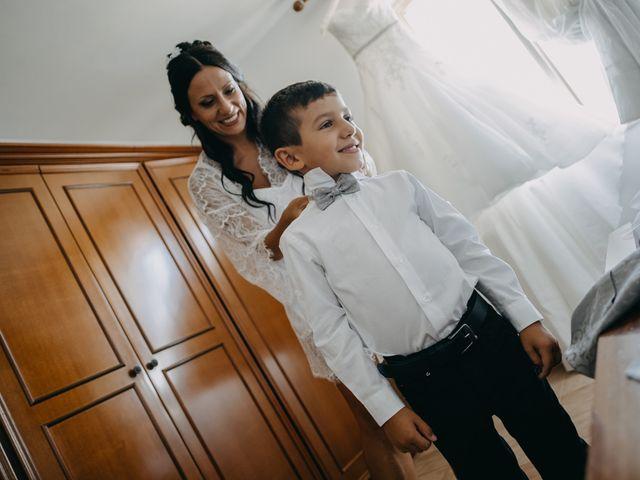 Il matrimonio di Ugo e Annalisa a Serramonacesca, Pescara 11
