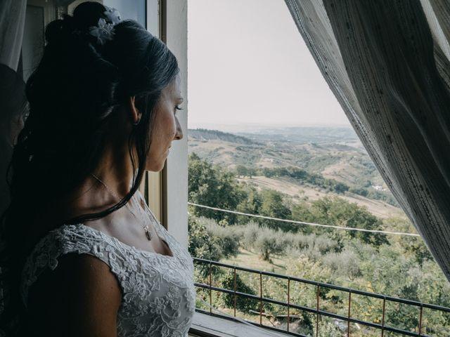 Il matrimonio di Ugo e Annalisa a Serramonacesca, Pescara 13