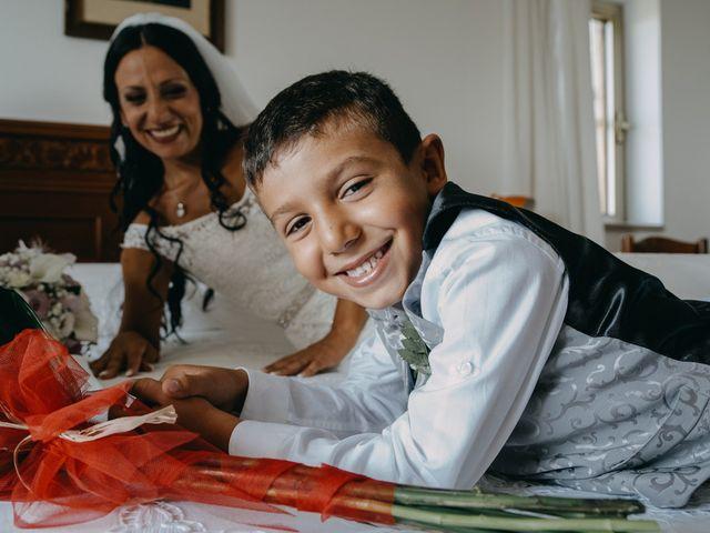 Il matrimonio di Ugo e Annalisa a Serramonacesca, Pescara 14
