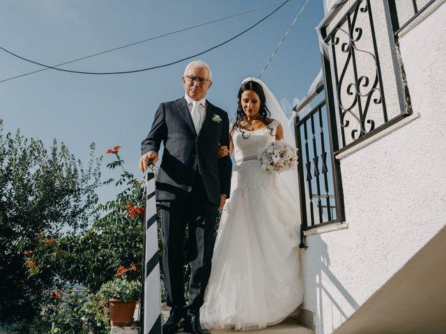 Il matrimonio di Ugo e Annalisa a Serramonacesca, Pescara 15