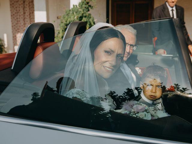 Il matrimonio di Ugo e Annalisa a Serramonacesca, Pescara 16