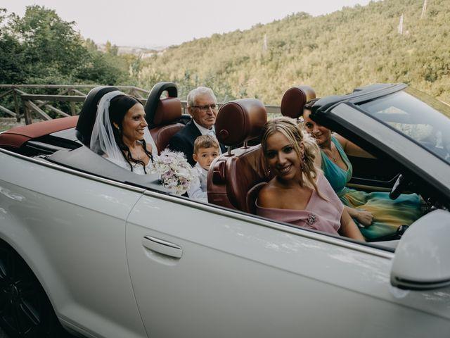 Il matrimonio di Ugo e Annalisa a Serramonacesca, Pescara 17