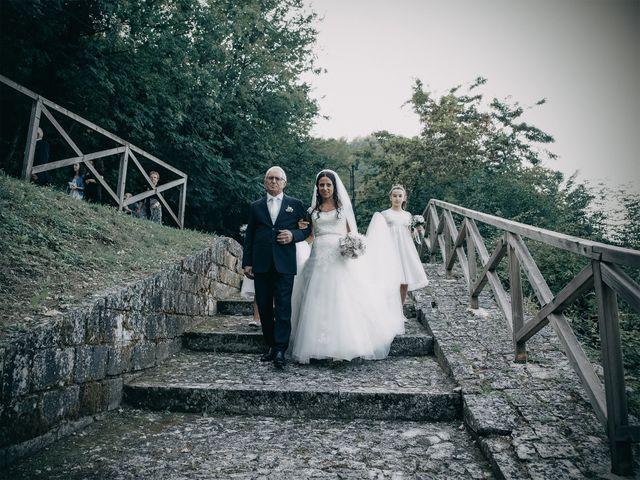 Il matrimonio di Ugo e Annalisa a Serramonacesca, Pescara 18