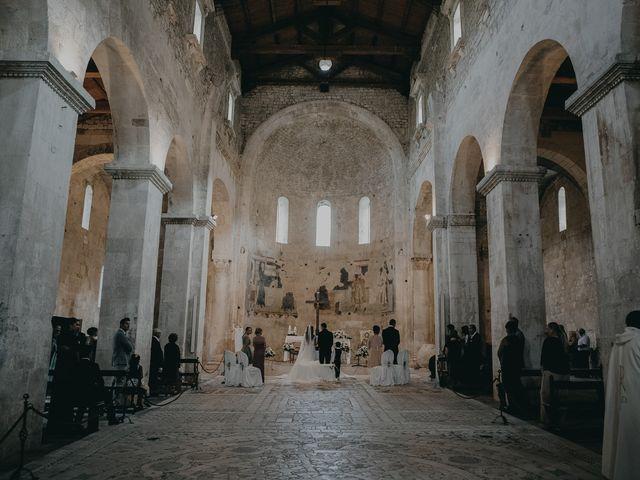 Il matrimonio di Ugo e Annalisa a Serramonacesca, Pescara 1