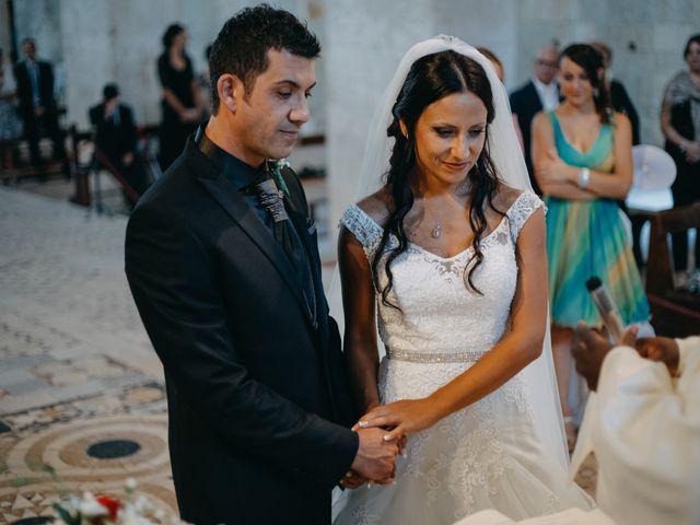 Il matrimonio di Ugo e Annalisa a Serramonacesca, Pescara 20