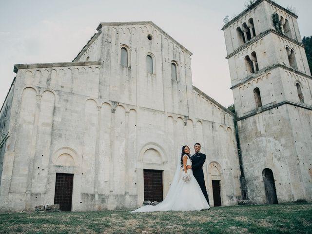 Il matrimonio di Ugo e Annalisa a Serramonacesca, Pescara 22