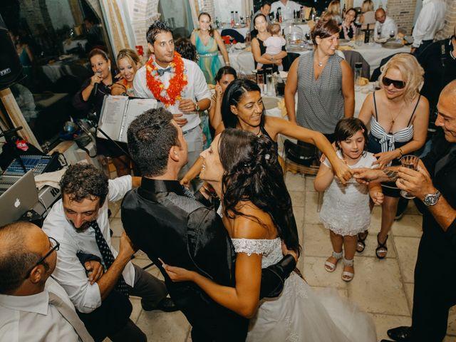 Il matrimonio di Ugo e Annalisa a Serramonacesca, Pescara 30