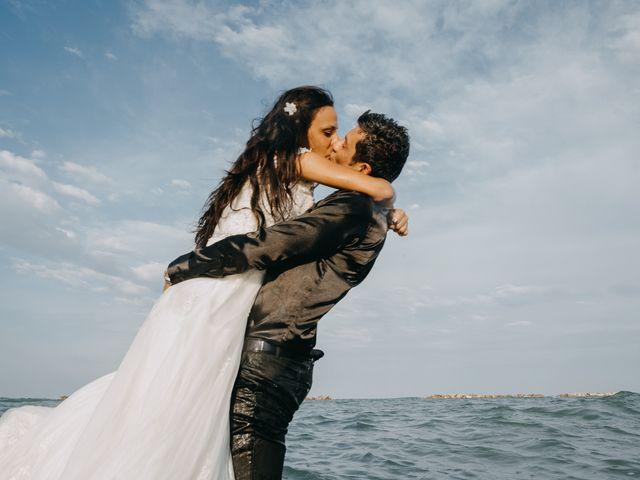 Il matrimonio di Ugo e Annalisa a Serramonacesca, Pescara 32