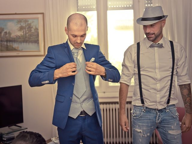 Il matrimonio di Fabio e Sara a Brescia, Brescia 5