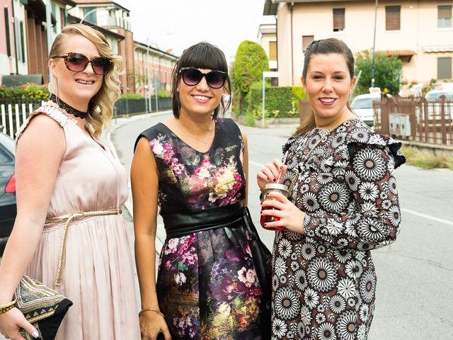 Il matrimonio di Fabio e Sara a Brescia, Brescia 12