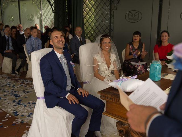 Il matrimonio di Fabio e Sara a Brescia, Brescia 33