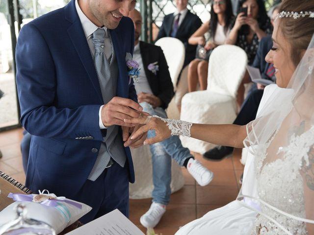 Il matrimonio di Fabio e Sara a Brescia, Brescia 35