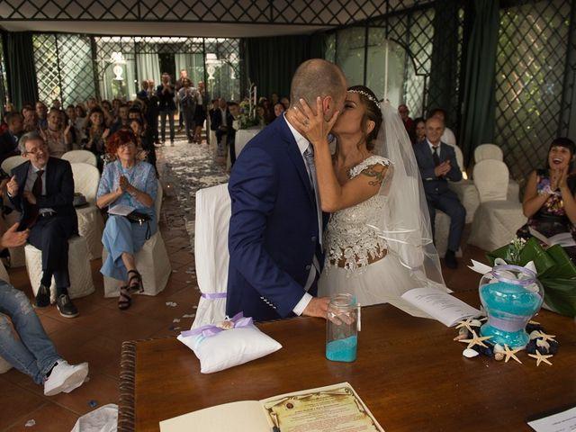 Il matrimonio di Fabio e Sara a Brescia, Brescia 44