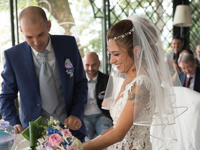 Il matrimonio di Fabio e Sara a Brescia, Brescia 45