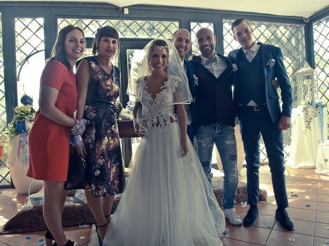 Il matrimonio di Fabio e Sara a Brescia, Brescia 58