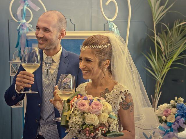 Il matrimonio di Fabio e Sara a Brescia, Brescia 59