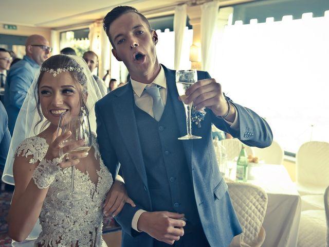 Il matrimonio di Fabio e Sara a Brescia, Brescia 68