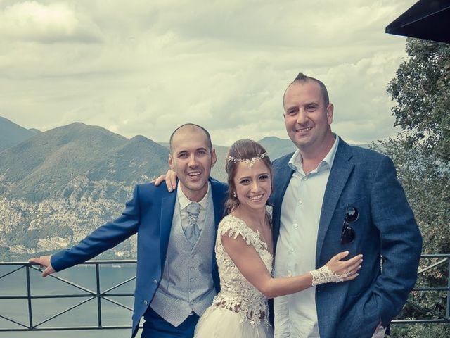 Il matrimonio di Fabio e Sara a Brescia, Brescia 75