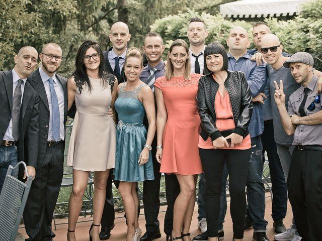 Il matrimonio di Fabio e Sara a Brescia, Brescia 77