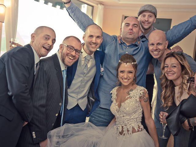 Il matrimonio di Fabio e Sara a Brescia, Brescia 79