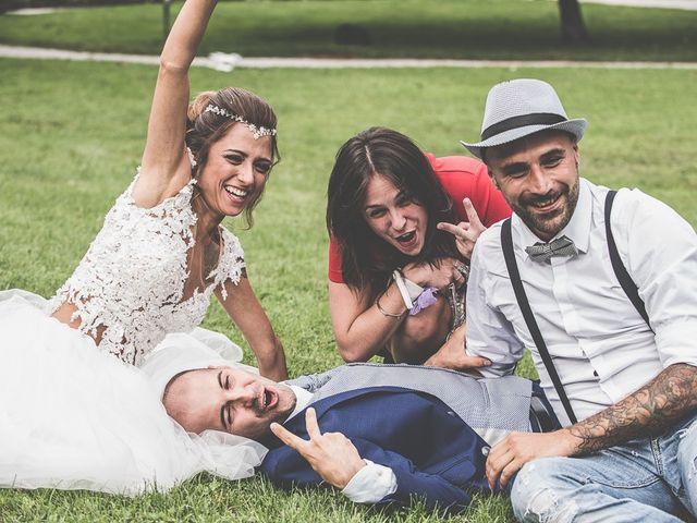 Il matrimonio di Fabio e Sara a Brescia, Brescia 88