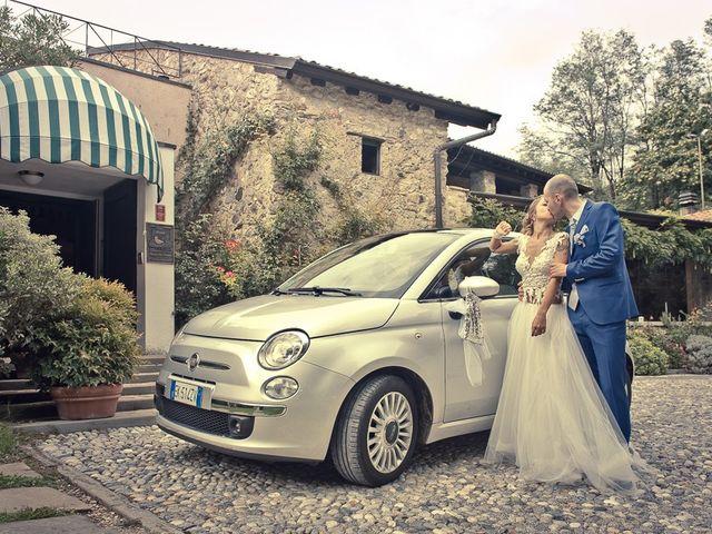 Il matrimonio di Fabio e Sara a Brescia, Brescia 95