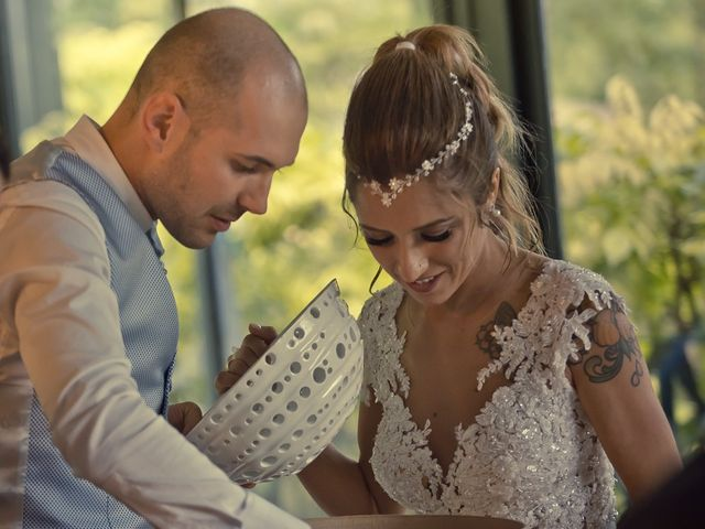 Il matrimonio di Fabio e Sara a Brescia, Brescia 99
