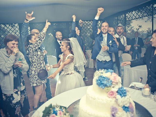 Il matrimonio di Fabio e Sara a Brescia, Brescia 107