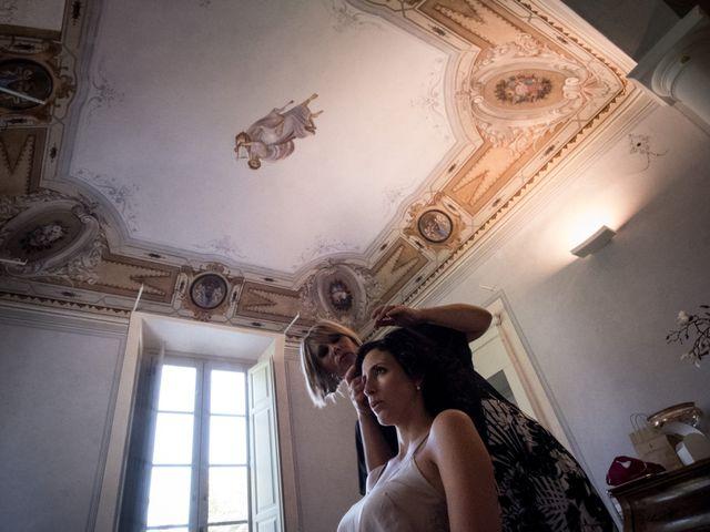Il matrimonio di Alberto e Francesca a Pisa, Pisa 1
