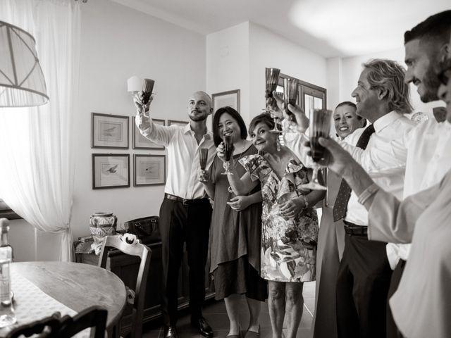 Il matrimonio di Alberto e Francesca a Pisa, Pisa 4