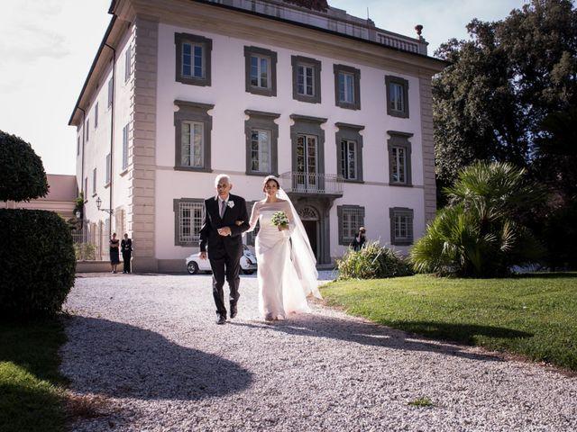 Il matrimonio di Alberto e Francesca a Pisa, Pisa 10