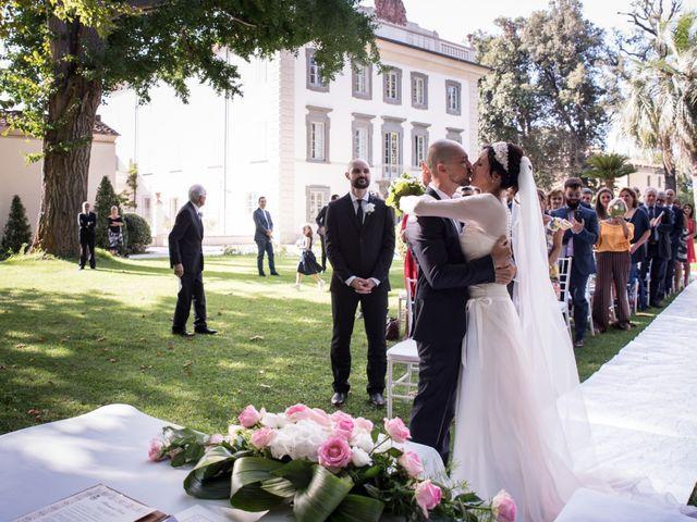 Il matrimonio di Alberto e Francesca a Pisa, Pisa 11