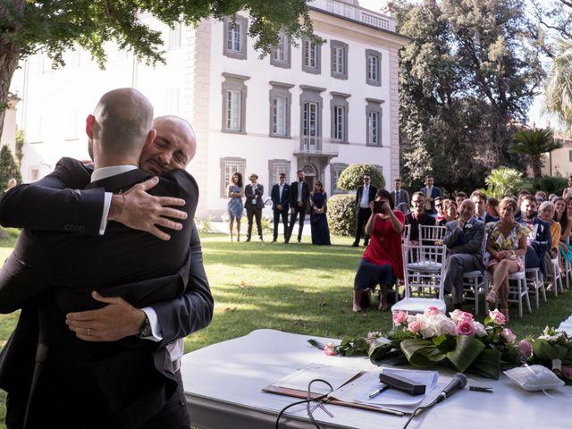 Il matrimonio di Alberto e Francesca a Pisa, Pisa 18