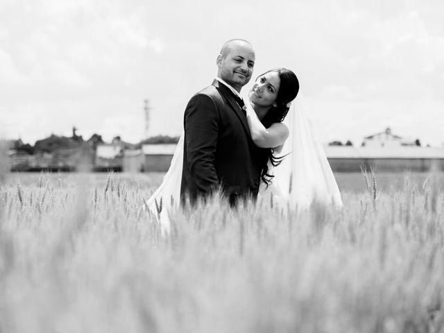 Il matrimonio di Raffaello e Debora a Cento, Ferrara 7