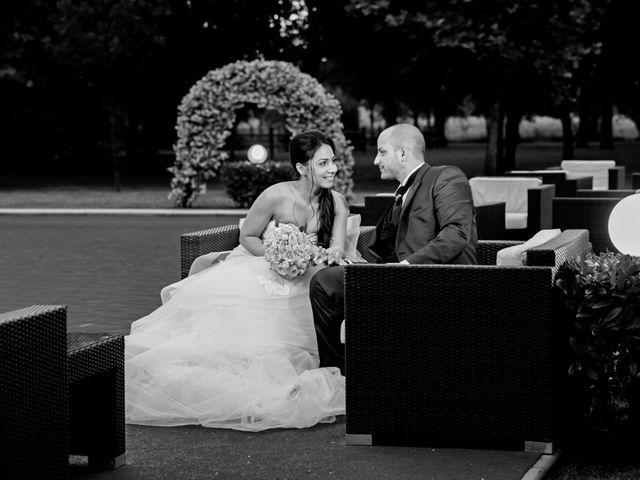 Il matrimonio di Raffaello e Debora a Cento, Ferrara 8