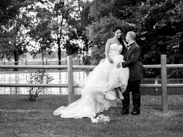 Il matrimonio di Raffaello e Debora a Cento, Ferrara 10