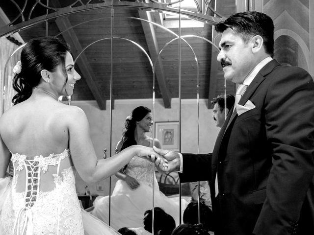 Il matrimonio di Raffaello e Debora a Cento, Ferrara 14