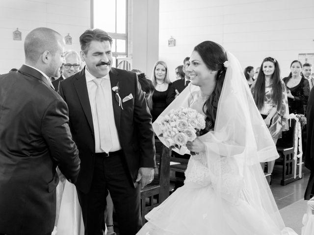 Il matrimonio di Raffaello e Debora a Cento, Ferrara 18